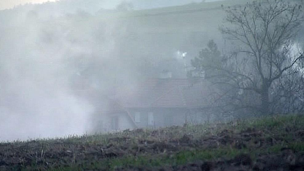 Domácnosti jsou největšími producenty polétavého prachu