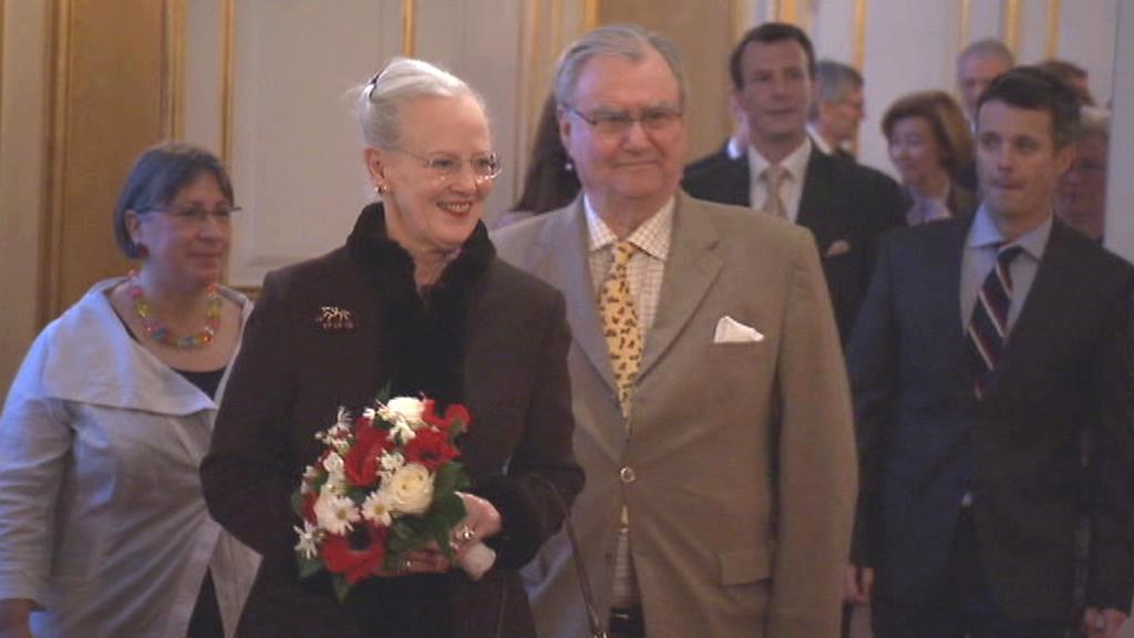 Její Veličenstvo královna Margrethe II.