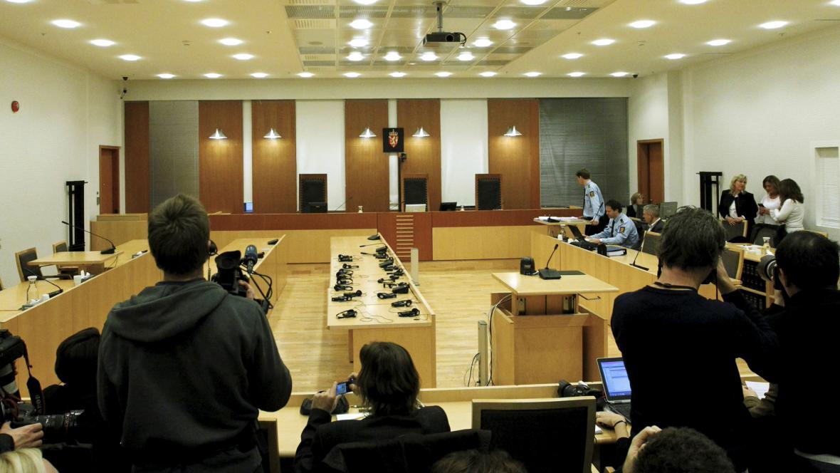 Soud v Oslu