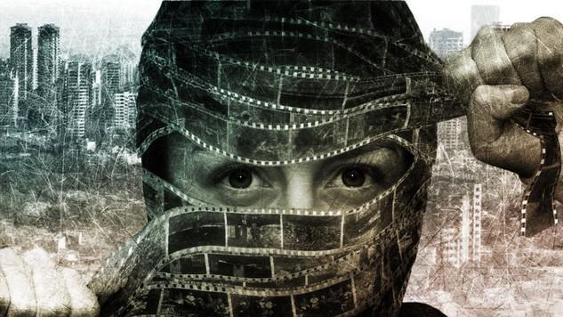 Festival íránských filmů / vizuál