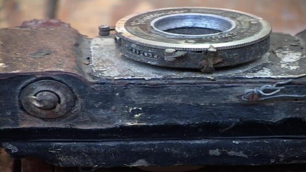 Podivínský fotoaparát Miroslava Tichého