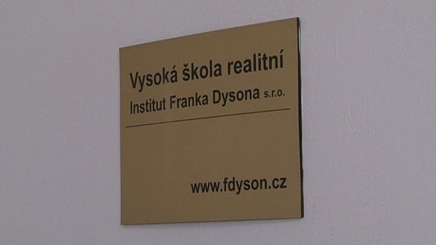 Vysoká škola realitní - Institut Franka Dysona