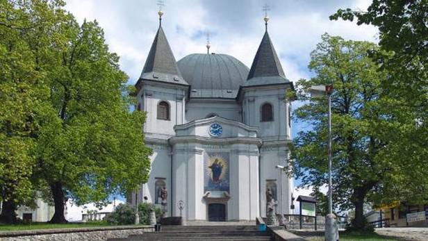 Bazilika Svatý Hostýn