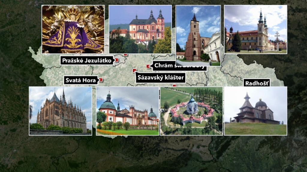 Sakrální památky v ČR