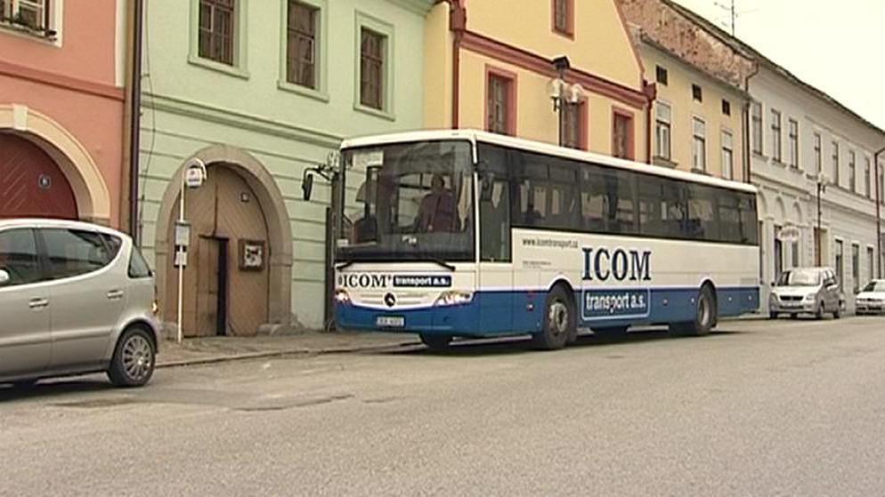 Městská doprava v Třeboni je zdarma