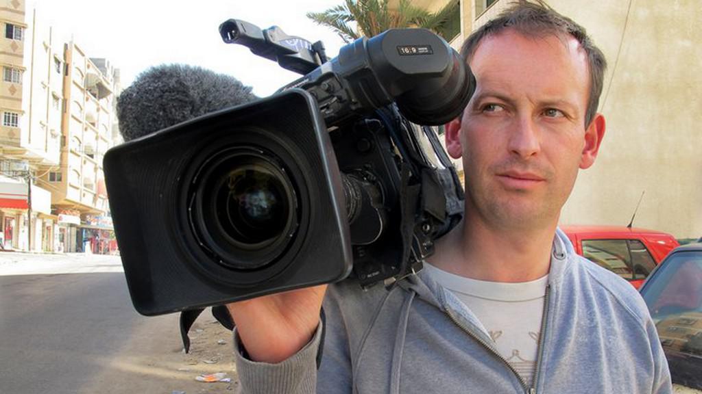 Reportér Gilles Jacquier zabitý v Sýrii