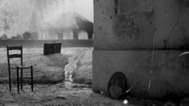 Z výstavy The Silent Village