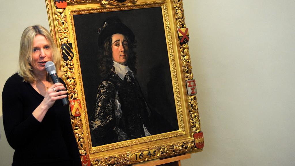 Portrét Jaspara Schadeho od nizozemského malíře Franse Halse