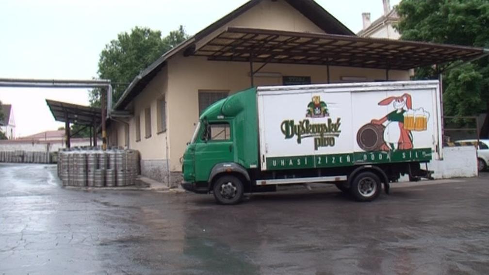Pivovar ve Vyškově