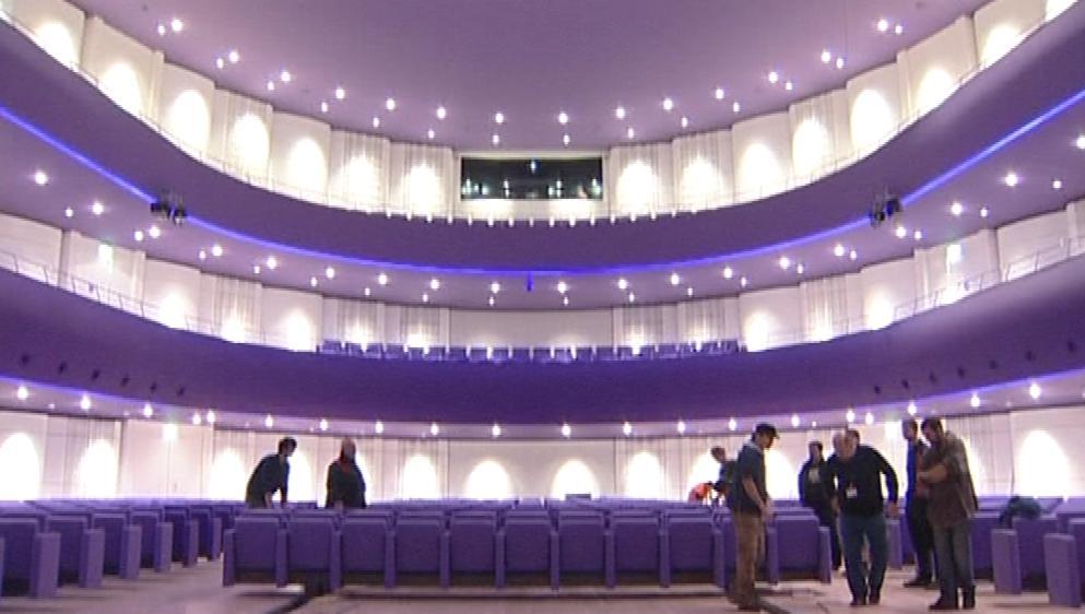 Kongresové a univerzitní centrum ve Zlíně