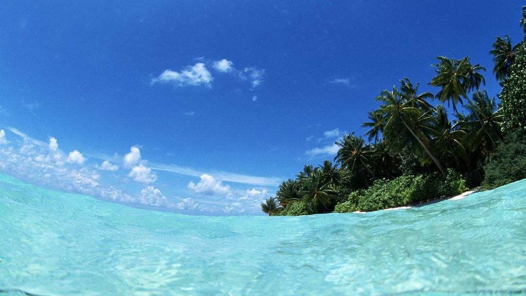 Exotická dovolená