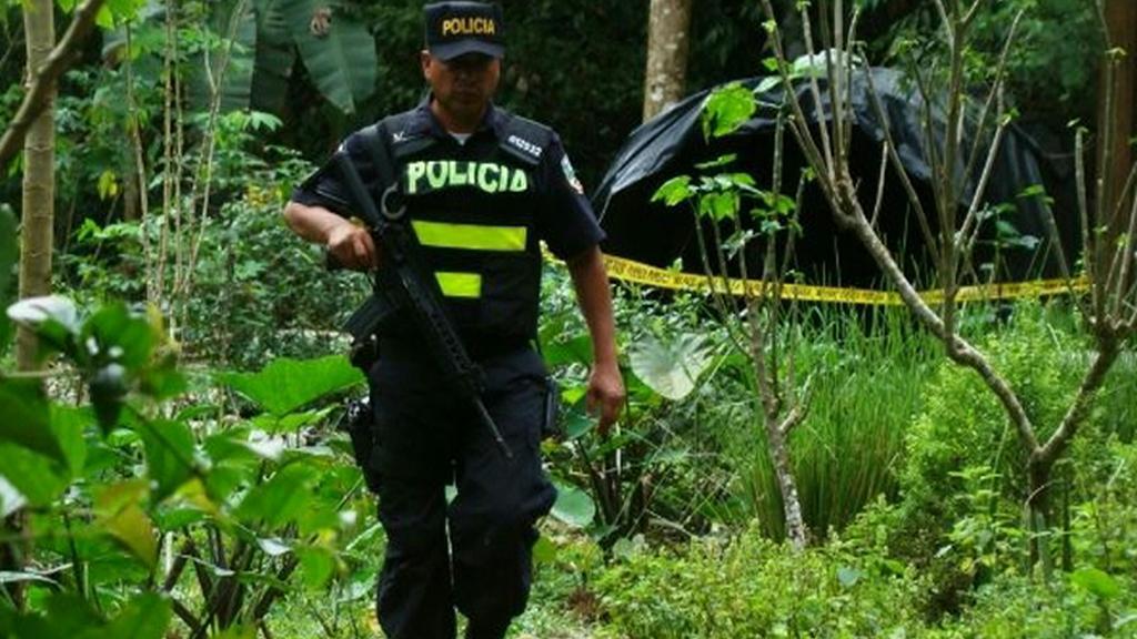 Policie na Kostarice