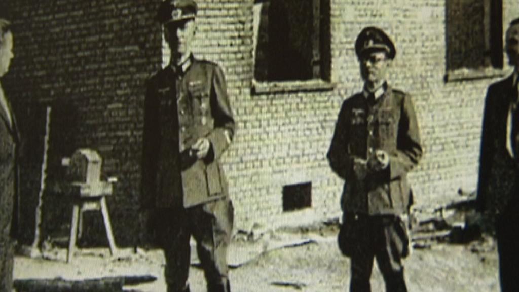 Nacisté v Lidicích
