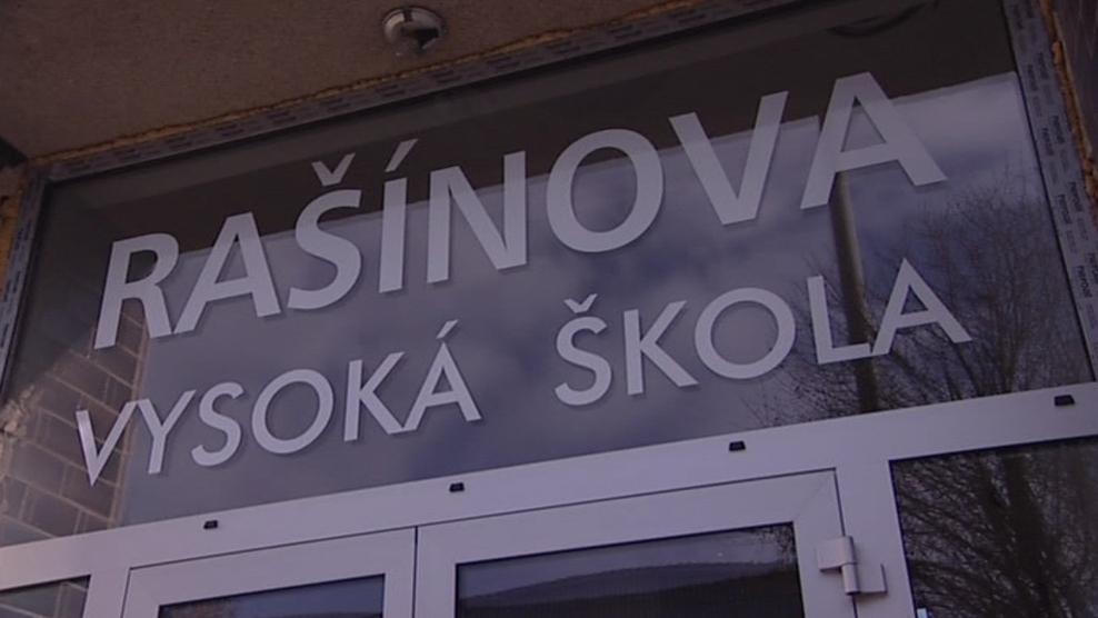 Rašínova vysoká škola v Brně