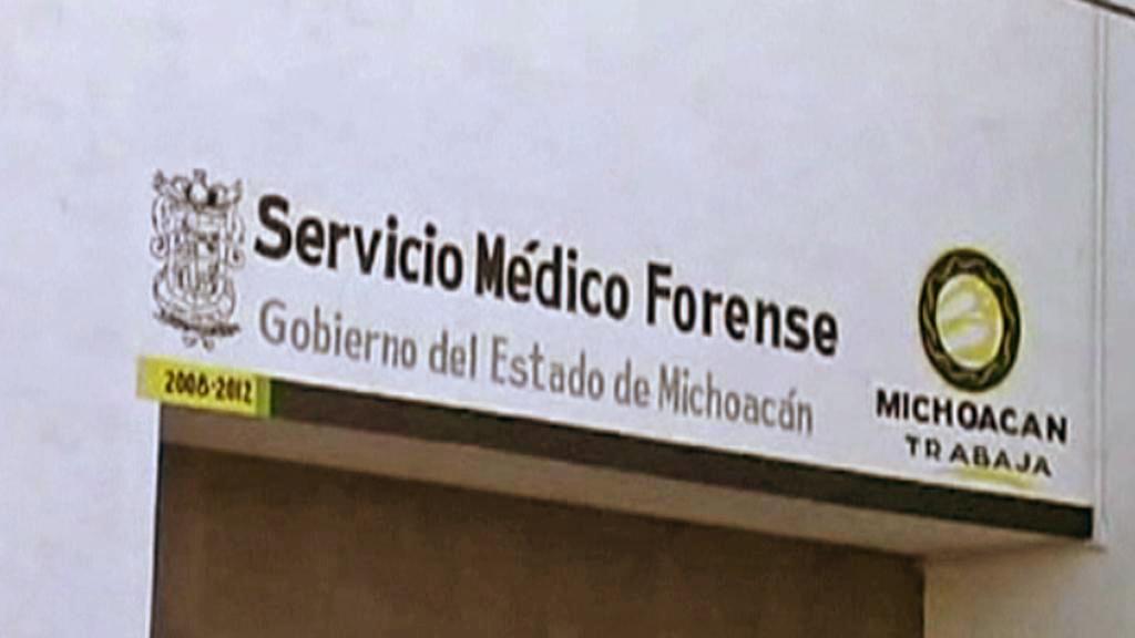 Mexická forenzní medicína