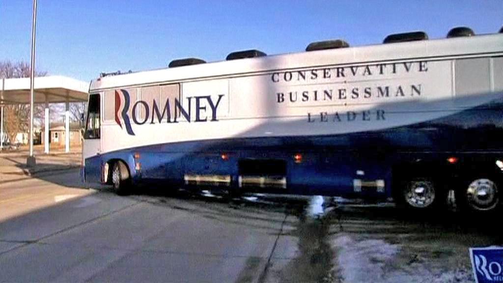 Kampaň Mitta Romneyho