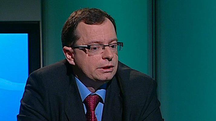 Historik Jaroslav Šebek