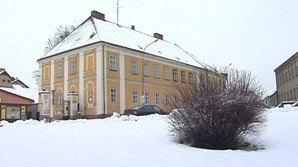 Azylový dům ve Studené