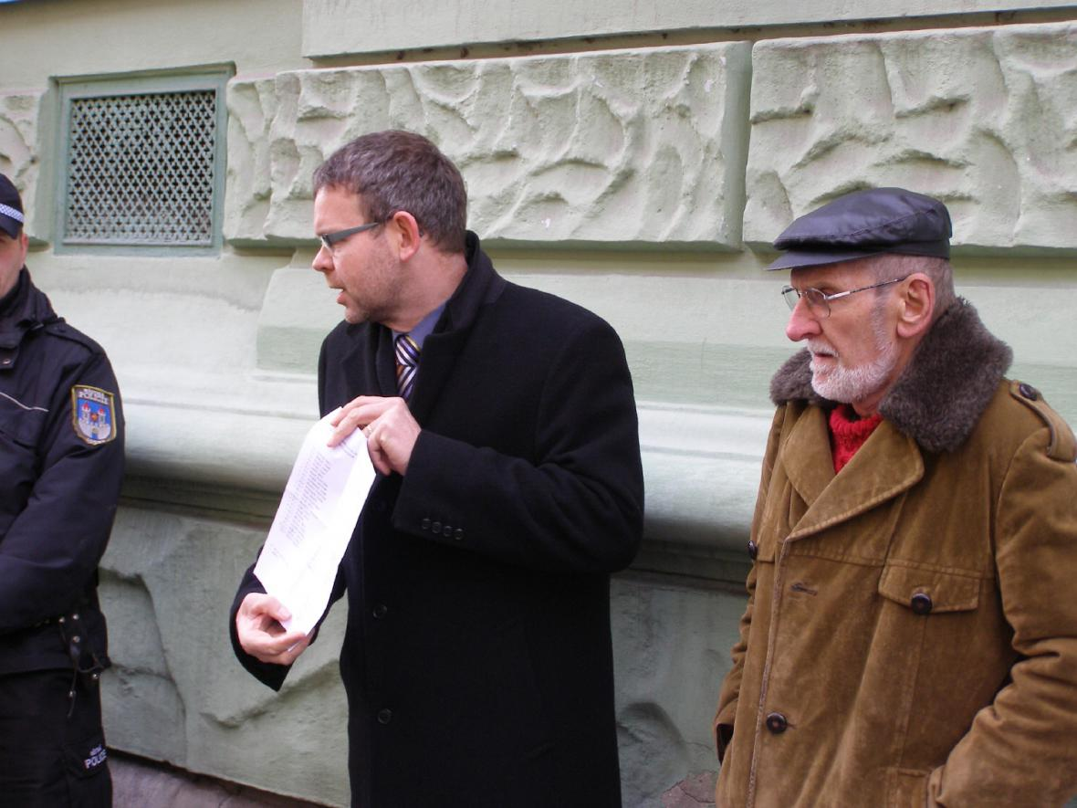Vzpomínka nejen na popravené - Louny