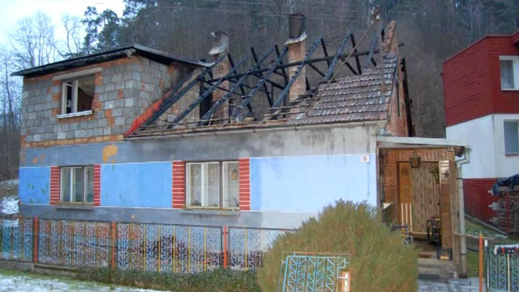 Rodinný dům v Bohuňově
