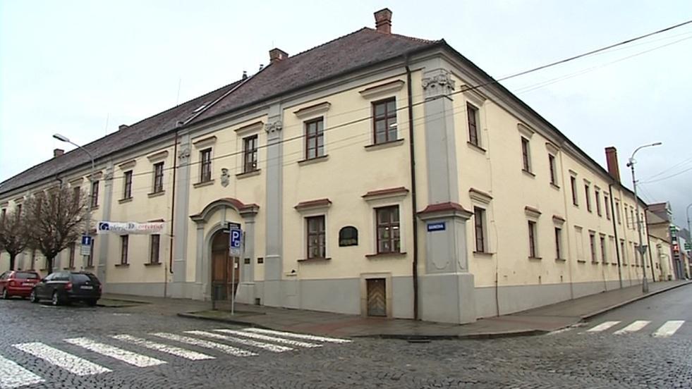 Panský dům v Uherském Brodu