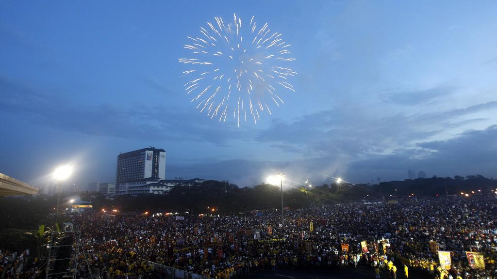 Křesťané v Manile