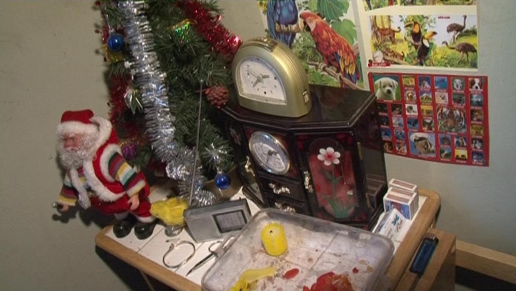 Lidé bez domova oslavili i Vánoce