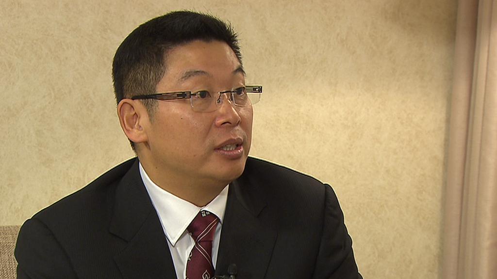 Čínský disident Jang Tien-lim
