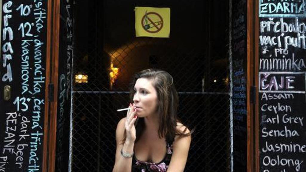 Nekuřácká hospoda