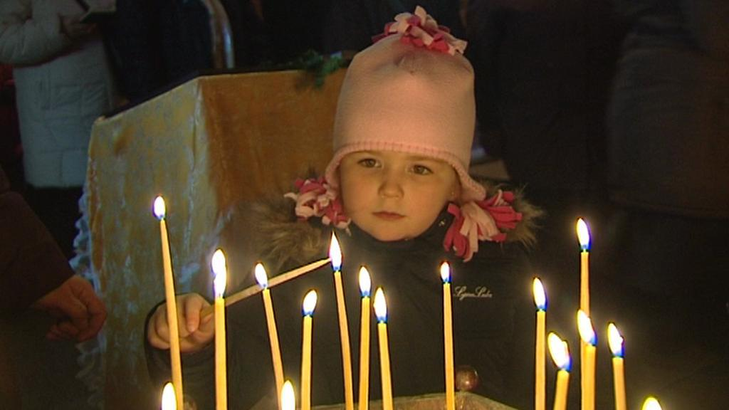 Pravoslavné Vánoce
