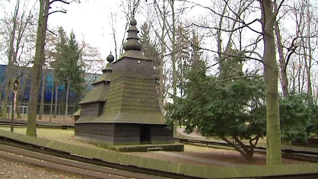 Pravoslavný kostel v Haradci Králové