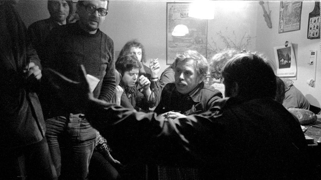Václav Havel na Hrádečku