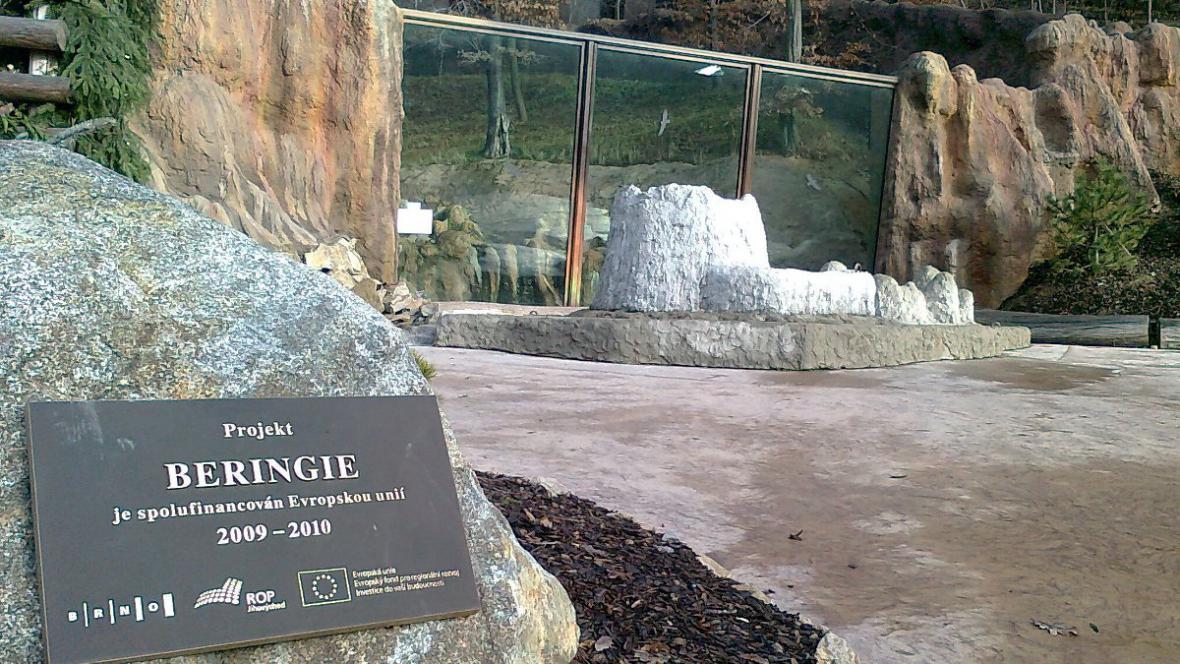 Beringie v brněnské zoo vznikala do podzimu 2010