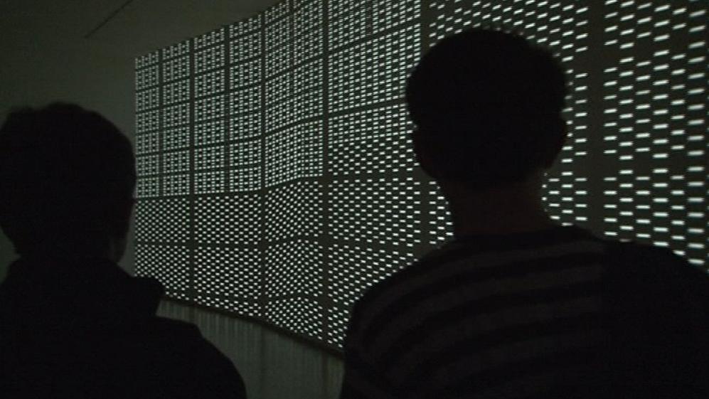 Audiovizuální expozice Pavla Mrkuse