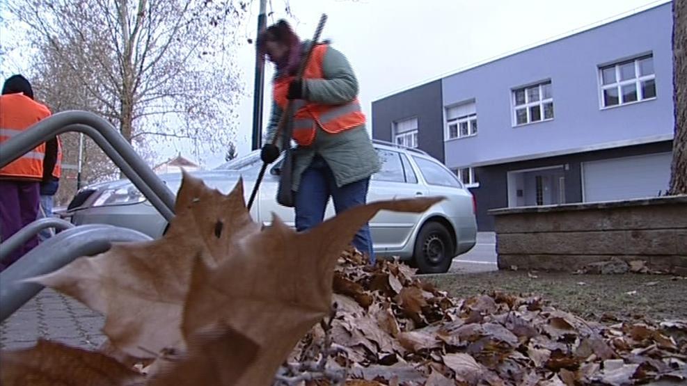 Nezaměstnaní nastoupili v Kyjově na výpomoc už 1. ledna