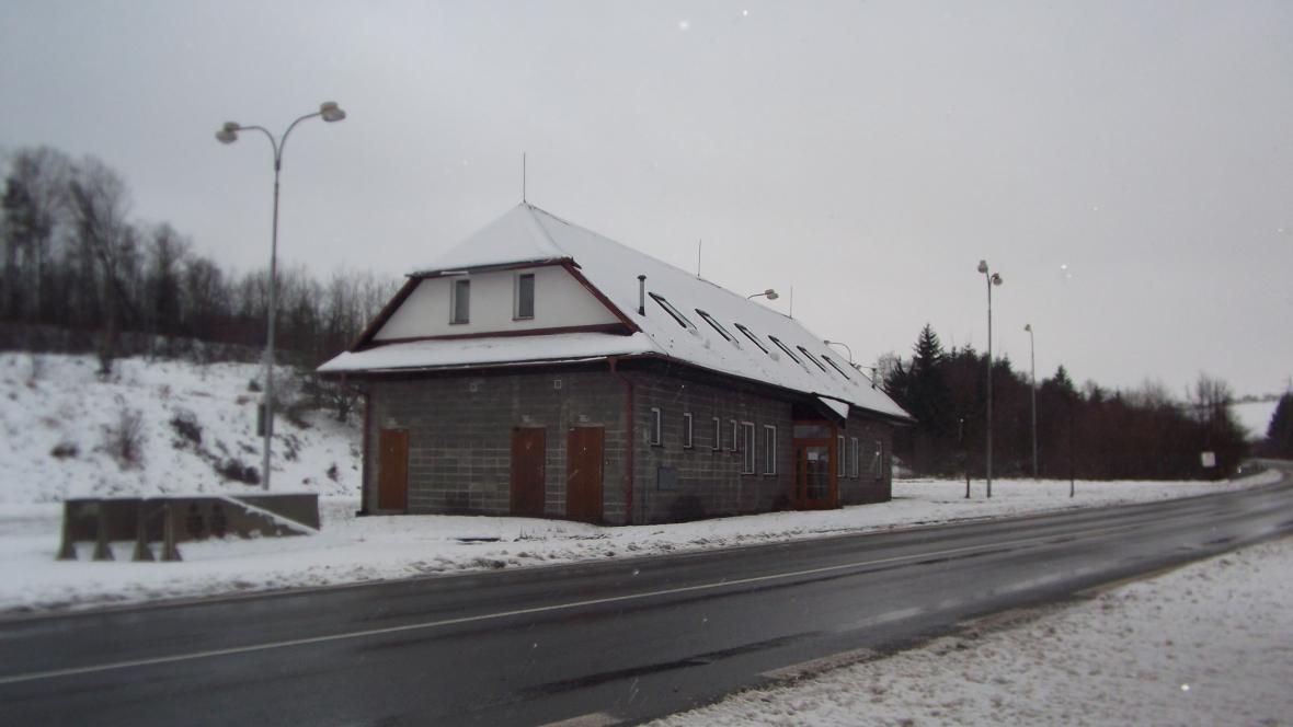 Bývalá celnice ve Střelné