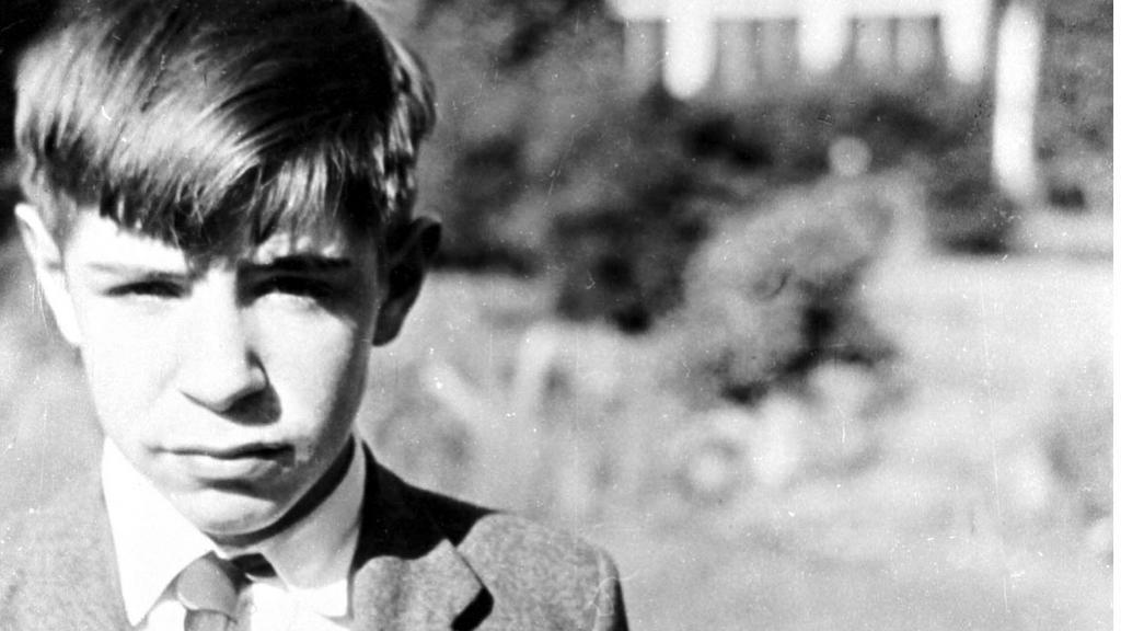 Stephen Hawking ve dvanácti letech
