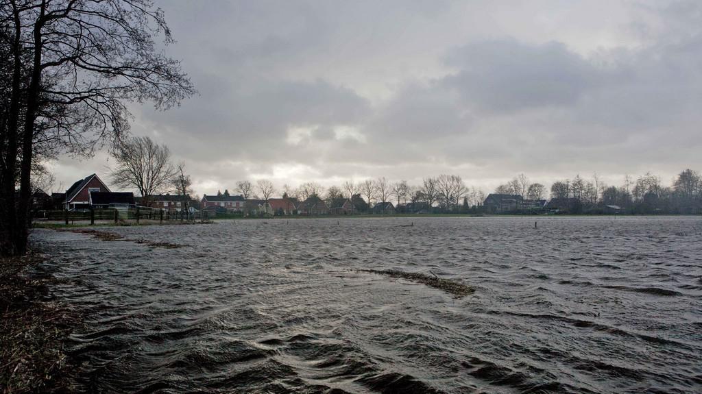 Záplavy v Nizozemsku