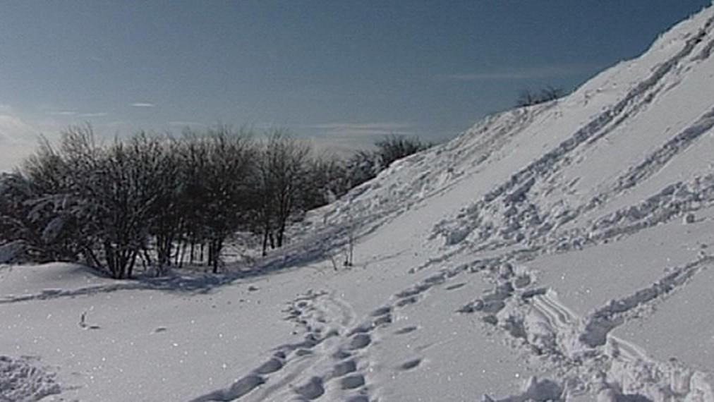 Místy napadly desítky centimetrů nového sněhu