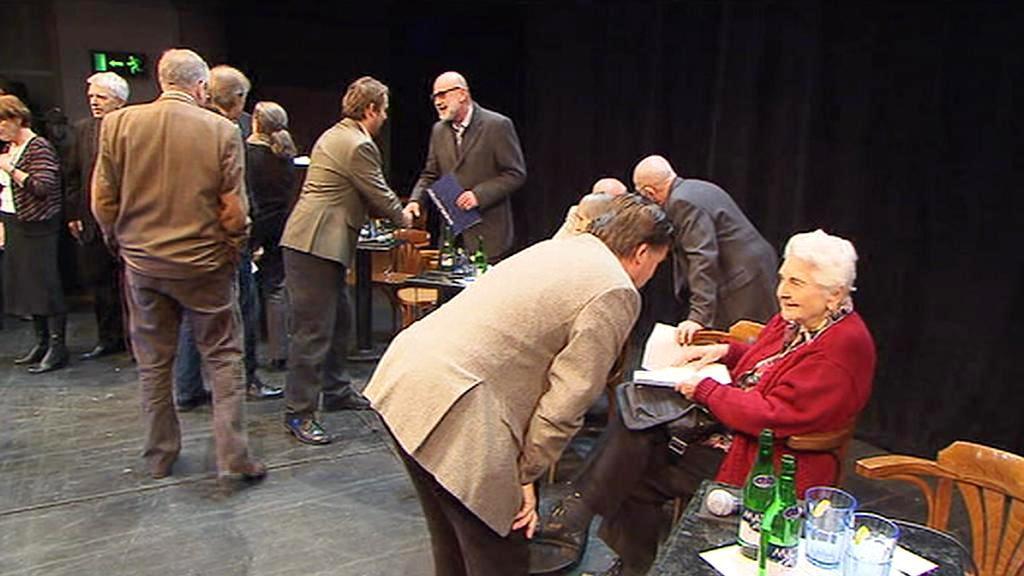 Setkání v Divadle Archa věnované Chartě 77
