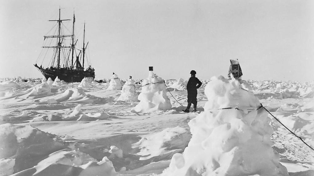 Shackletonova expedice s lodí Endurance