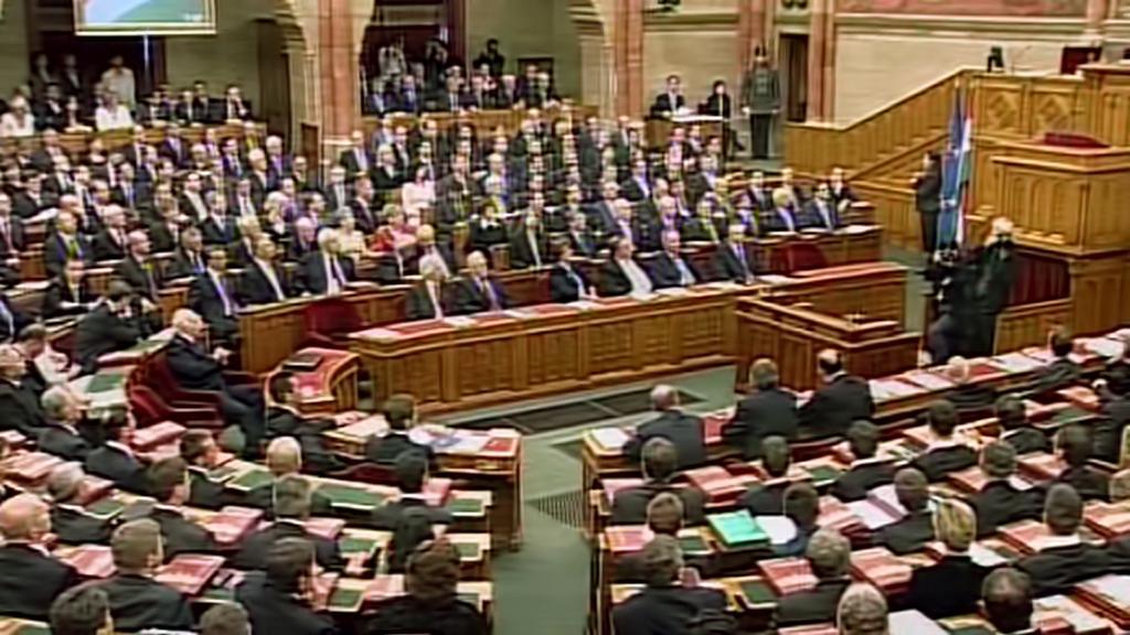 Maďarský parlament