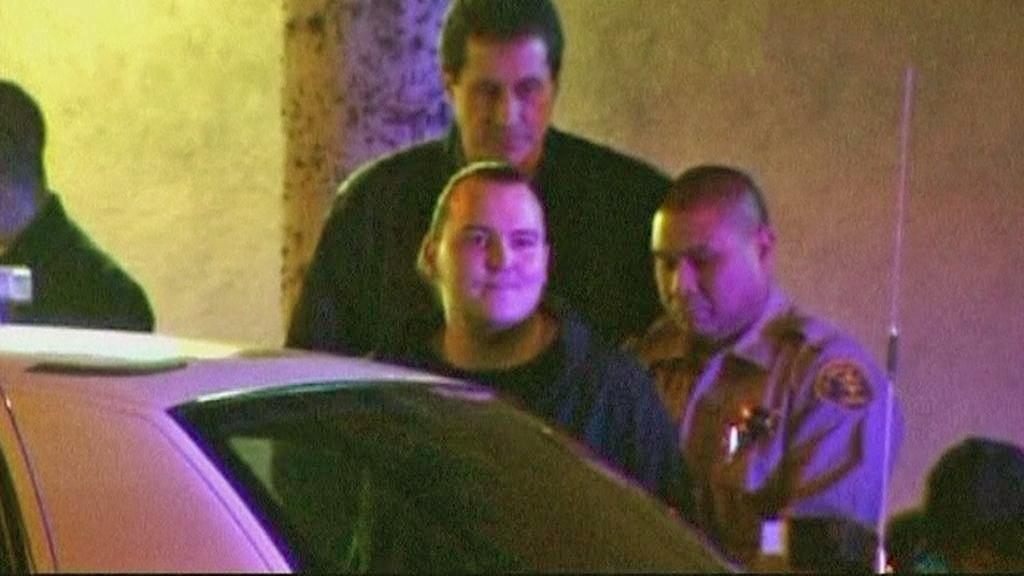 Zatčení Harryho Burkharta