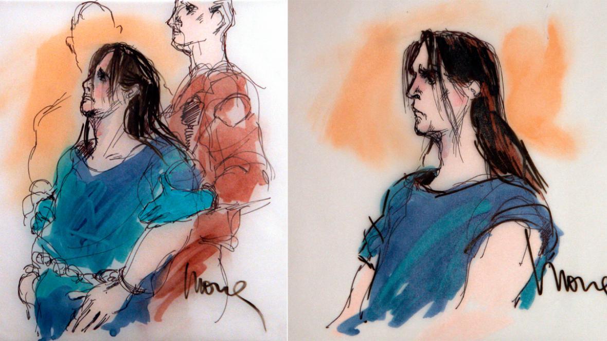 Harry Burkhart u soudu