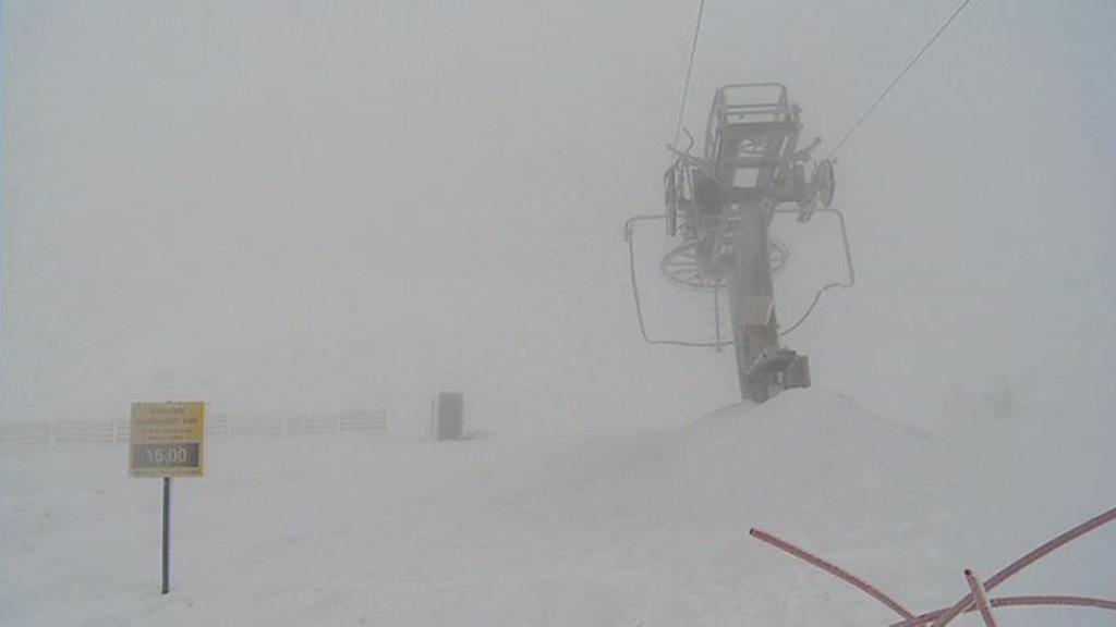 Skiareál Praděd