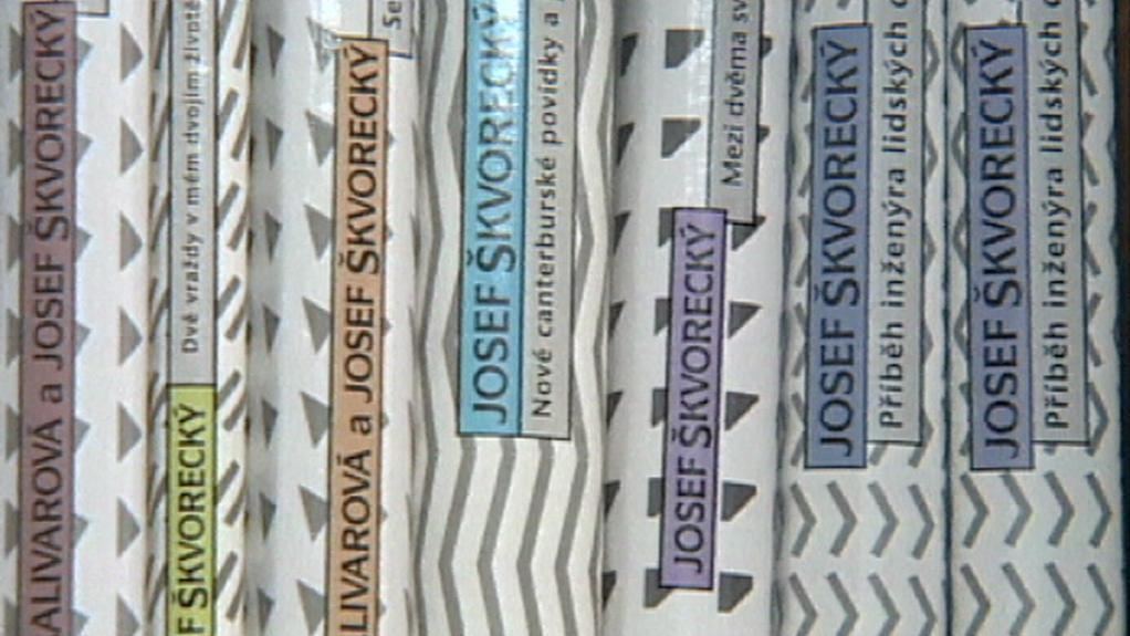 Knihy Josefa Škvoreckého
