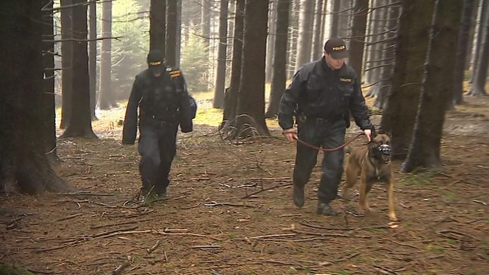 Policisté pátrají po ztraceném třiašedesátiletém muži
