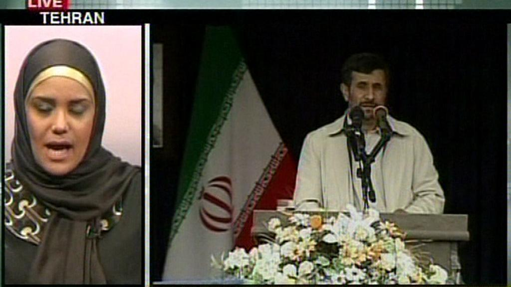 Íránský prezident