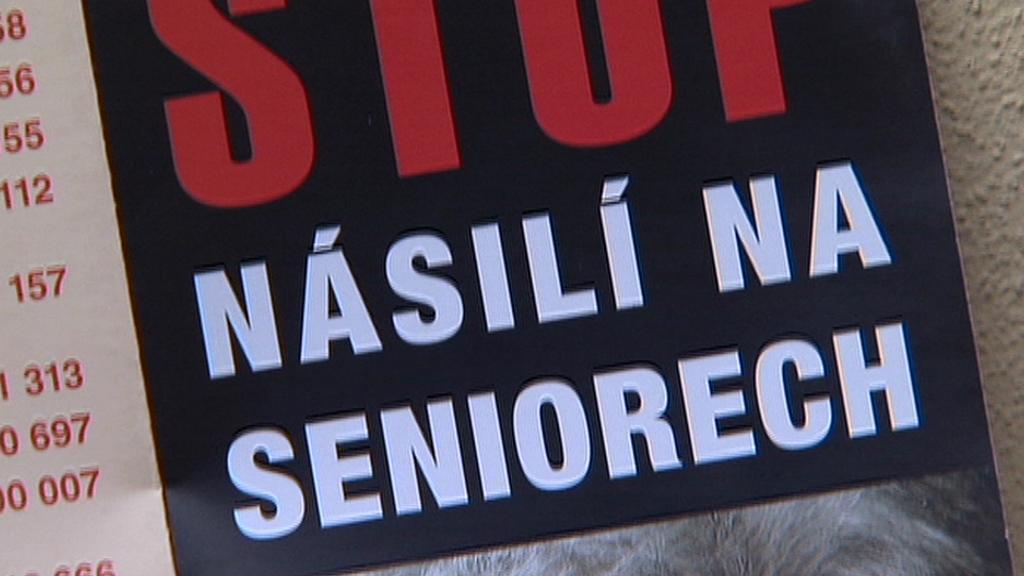 Násilí na seniorech