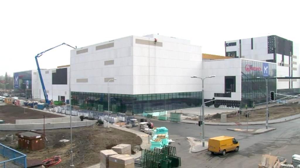 Nová Karolina v Ostravě